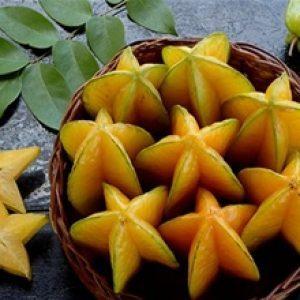 Карамбола: польза, вред, пищевая ценность, химический состав, применение фрукта