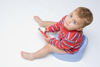 Как приучить ребенка горшку: с какого возраста приучать к горшку, советы доктора Комаровского