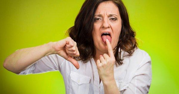 Что делать, если появилась горечь во рту?