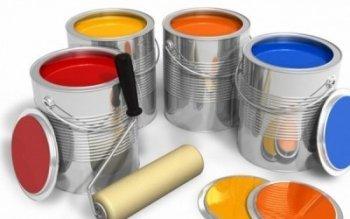 Может болеть живот из-за отравления краской?